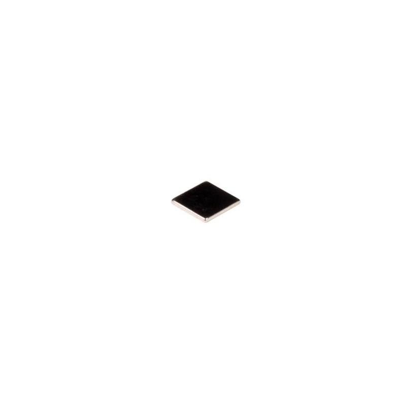 IMAN DE NEODIMIO - 10 x 10 x 1 mm N45