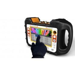 HD RANGER 2 : Medidor de campo con pantalla táctil