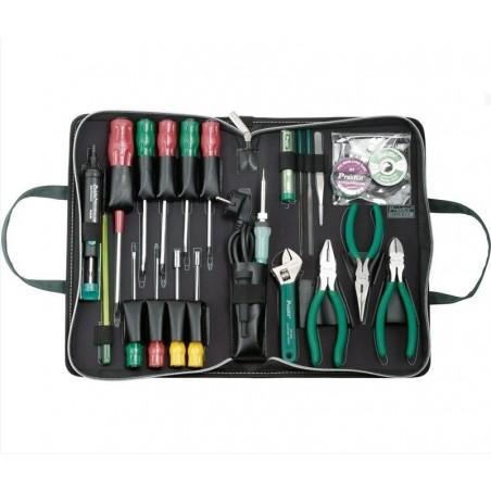 Kit herramientas para electrónica