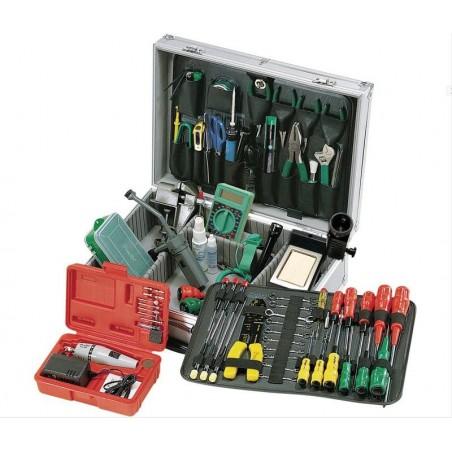 Maleta con herramientas