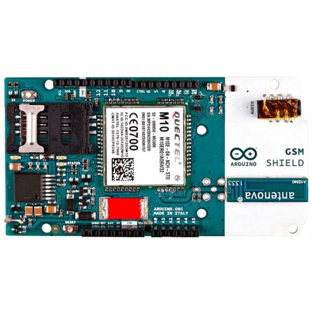 Arduino GSM Shield 2 con antena integrada