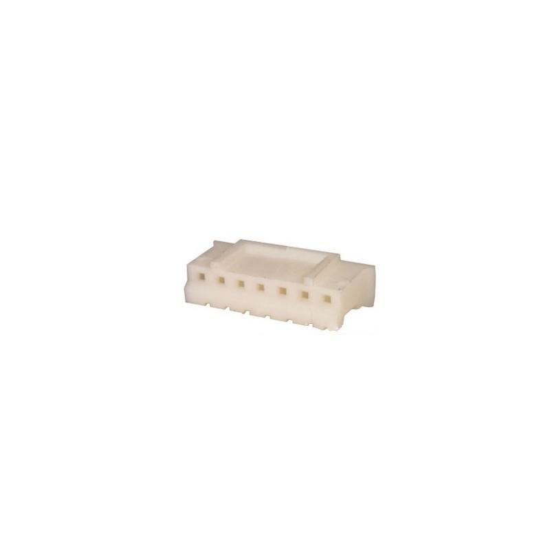 Conector POSTE 2,00mm hembra aérea 7 contactos