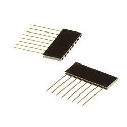 Kit de 2 conectores macho-hembra 6 pins 14,5mm
