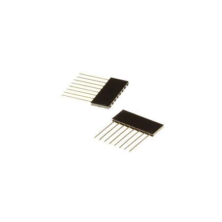 Kit de 2 conectores macho-hembra 8 pins 14,5mm