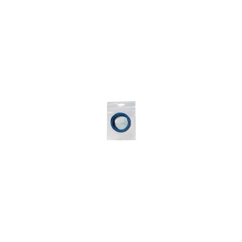 Hilo conex. 0,28 azul 10 mts