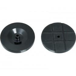 Disco para pulir conectores SC fibra óptica