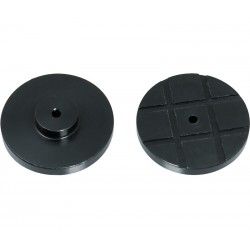Disco para pulir punteras ST fibra óptica
