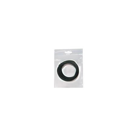 Hilo conex. 0,28 negro 10 mts