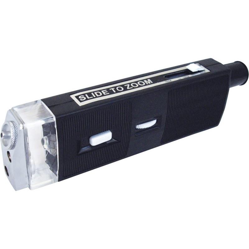 Microscopio para fibra óptica