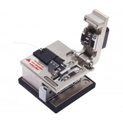 Máquina de corte de precisión para cables de fibra