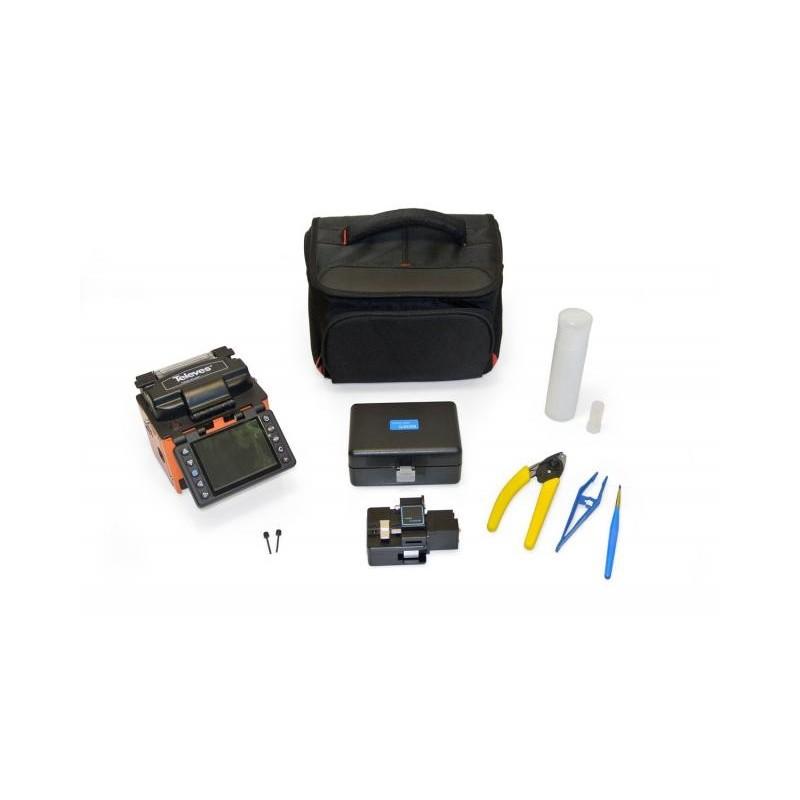 Kit Mini-Fusionadora de Arco Voltaico