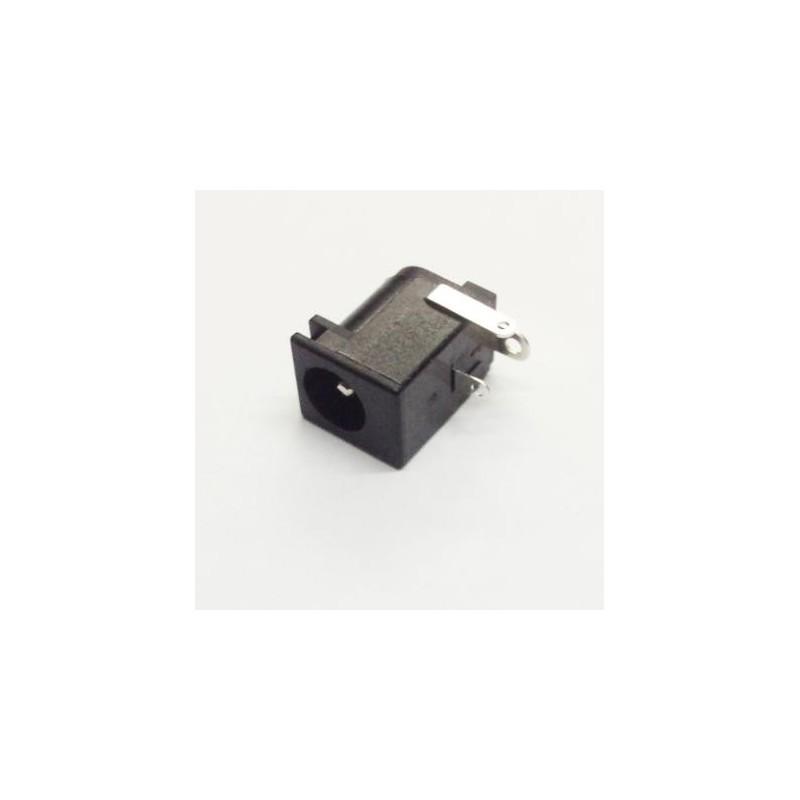 CONECTOR ALIMENTACION HEMBRA 5,5mm X 2,1mm