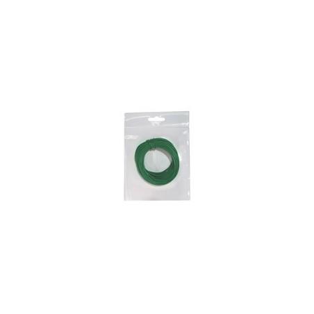 Hilo conex. 0,28 verde 10 mts