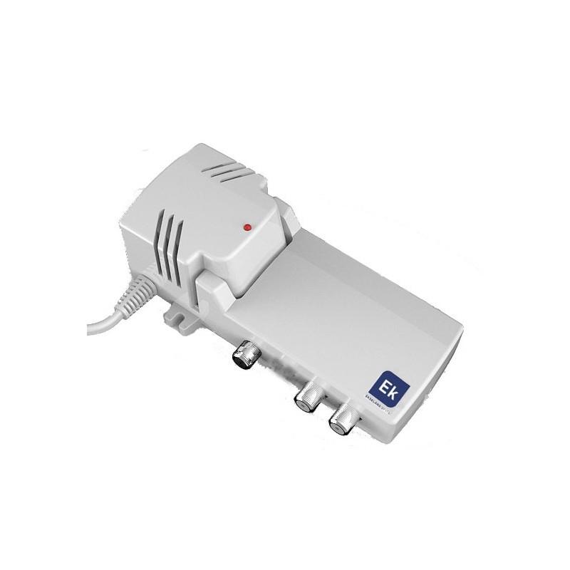 Amplificador tv domestico 20dB (47-790mhz)
