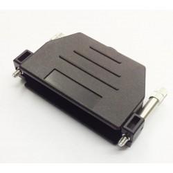 CARCASA CONECTOR SUB D 37 CONTACTOS PLASTICO