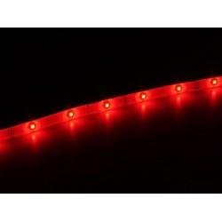 TIRA LED ROJA 1 METRO - IP65 60 LEDS TIPO 3528