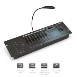 Controladora DMX 512 de 192 canales
