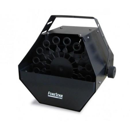 Máquina generadora de burbujas, 50 W de potencia