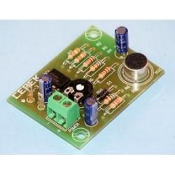 PM-3 Previo con micro electret