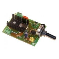 R-1 Regulador motor C.C. 1,5A