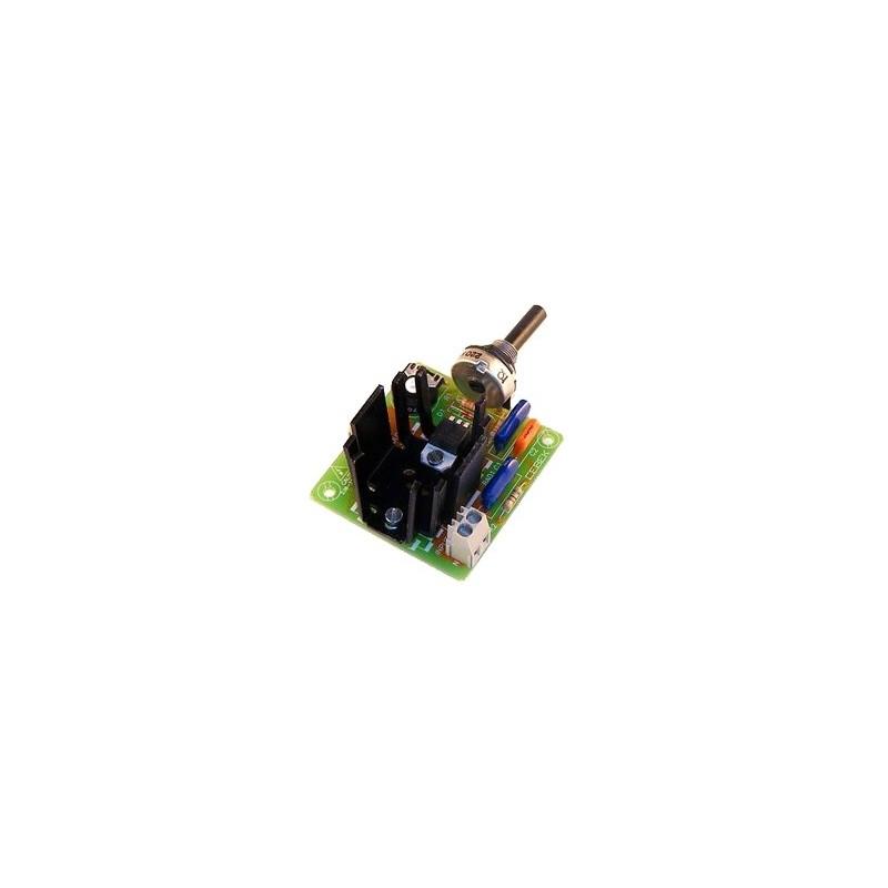 R-10 Regulador motor C.A. 1500w