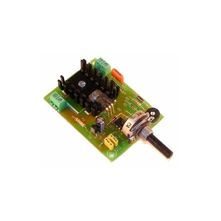 R-2 Regulador motor DC 1,5A