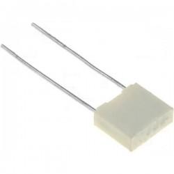 CONDENSADOR MKT 2n2 100V RASTER 5mm