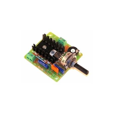 R-9 Regulador motor AC 750w