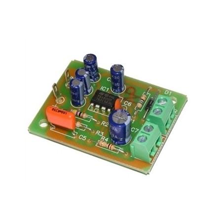 E-1 Etapa de potencia mono 1,8w