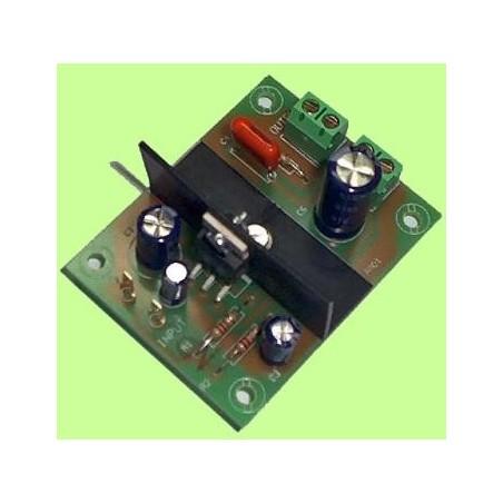 E-2 Etapa de potencia 5w mono