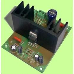 E-4 Etapa de potencia 15w mono