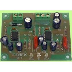 ES-1 Etapa de potencia estereo 1,8w