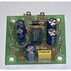 ES-5  Etapa de potencia para auriculares