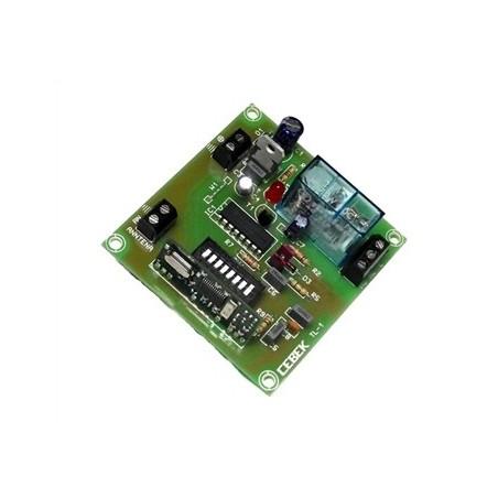 TL-1 Telemando receptor 1 canal