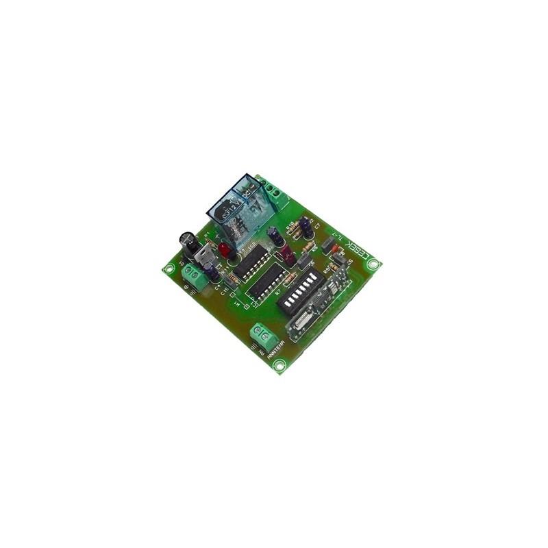 TL-7 Telemando receptor biestable 1 canal