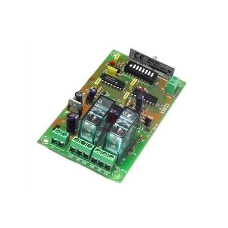 TL-8 Telemando receptor biestable 2 canales