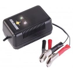 Cargador Baterías de Plomo 6V, 12V y 24V/0,7A y 1A