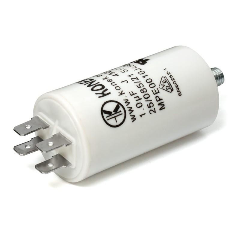 Condensador de arranque motor 80uF 450V