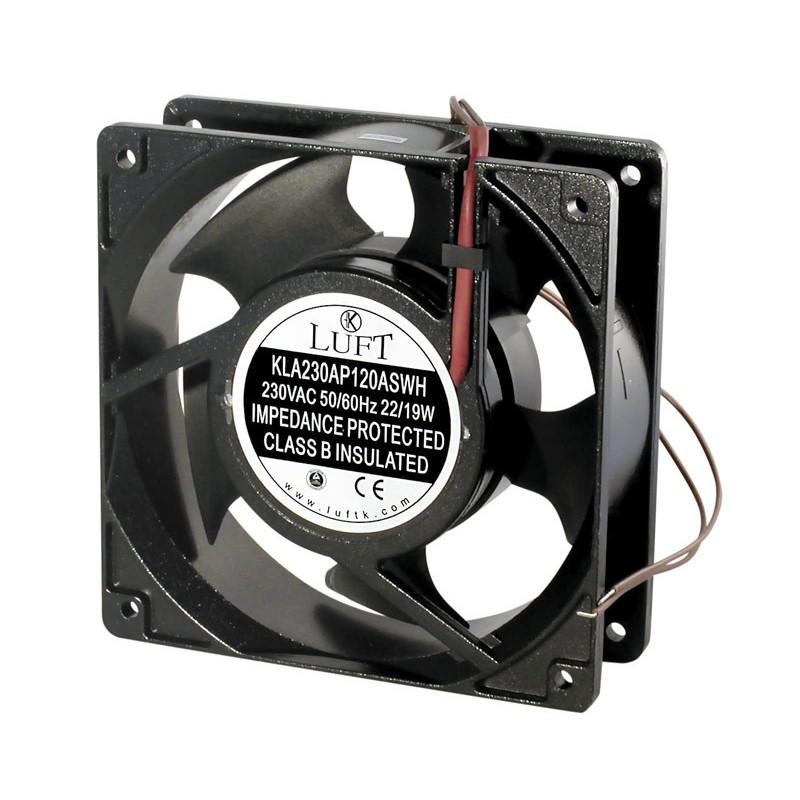VEN032 Ventilador 12x12x3,8 230v