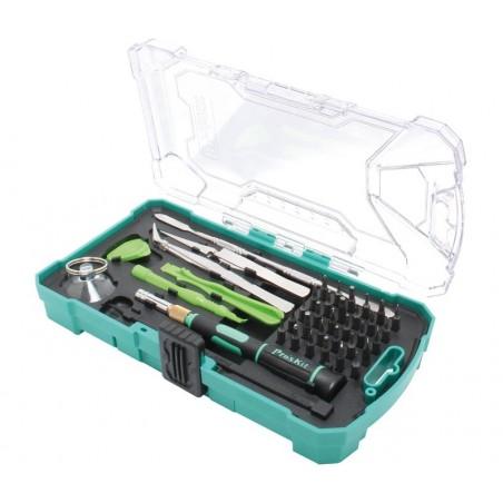 Estuche de herramientas para telefonía y PCs