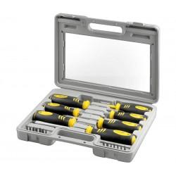 HRV6679 - Juego destornilladores estuche 21 piezas