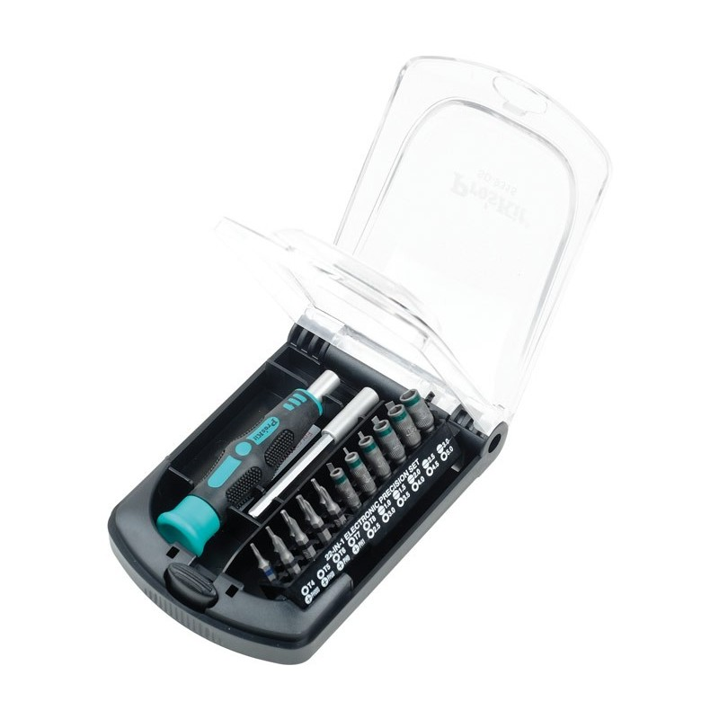 HRV6643 Estuche de destornilladores de 22 piezas