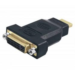CON153 Adaptador DVI hembra a HDMI macho