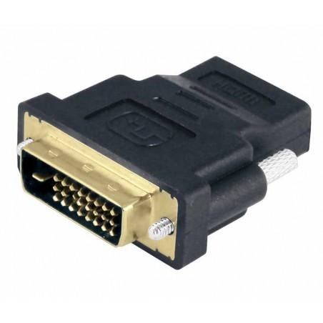 CON155 Adaptador DVI MACHO a HDMI hembra