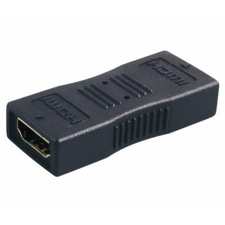 CON156 Adaptador hembra a hembra de HDMI
