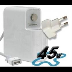 CARGADOR PARA MACBOOK 45W CONECTOR MAGSAFE 2