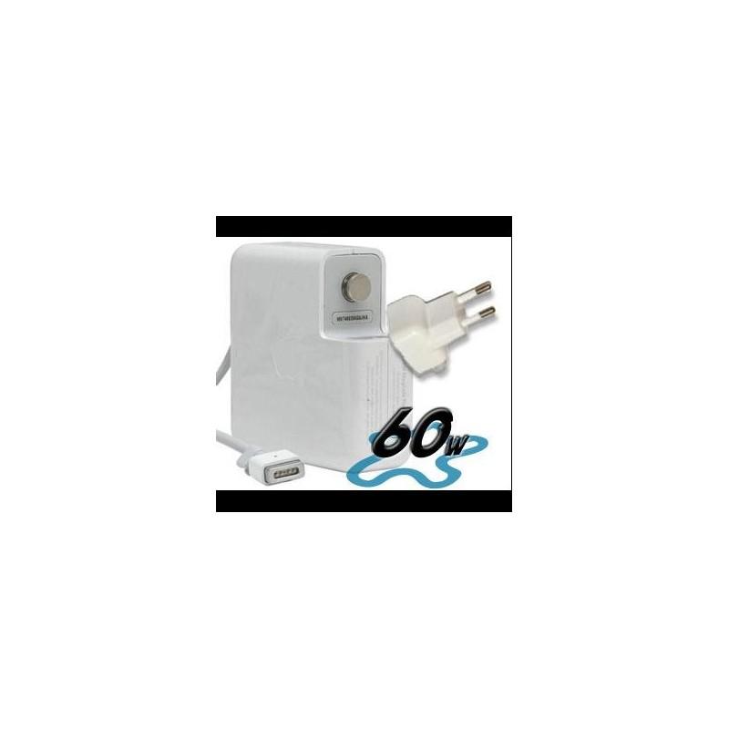 CARGADOR PARA MACBOOK 60W CONECTOR MAGSAFE 2