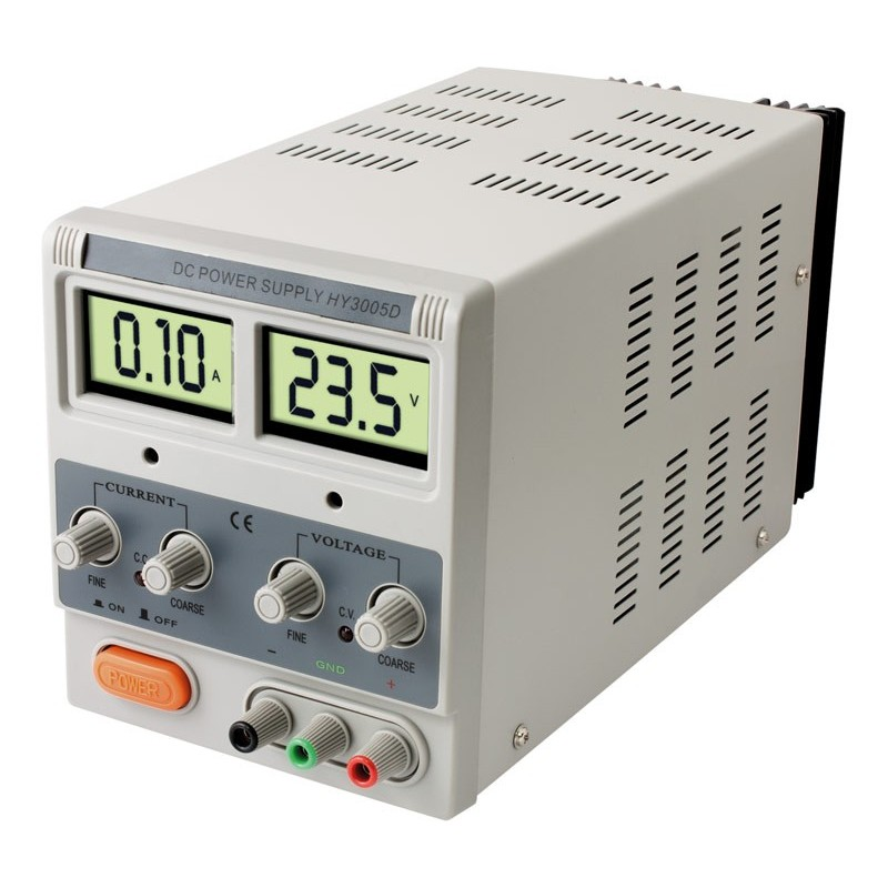 FAD305 Fuente digital regulable 3 a 30v 5A