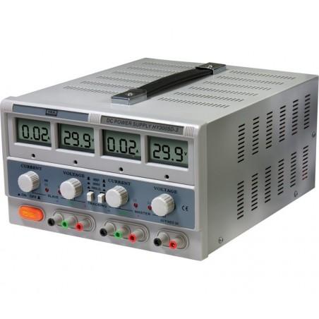 FAD30305 Fuente Dual Digital Regulable