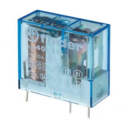 RL120 Relé 24Vcc 1 circuito conmutado